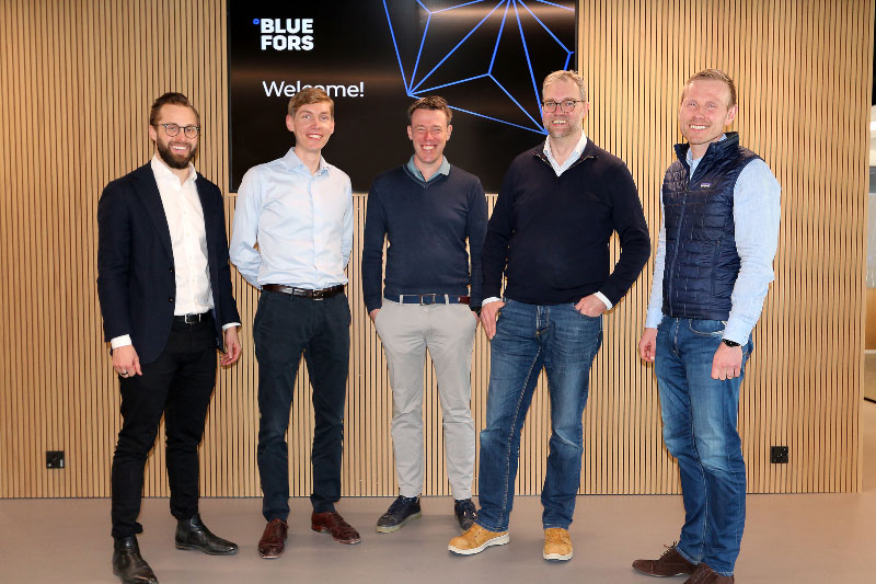 Bluefors and DevCo form partnership